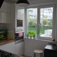кухня в хрущевке 6 кв м