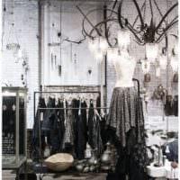 дизайн магазина одежды идеи интерьера