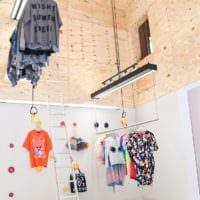 дизайн магазина одежды стильные идеи
