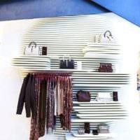 дизайн магазина одежды декор
