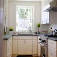 интерьер и дизайн малогабаритной кухни