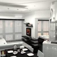 угловые диваны для однокомнатной квартиры