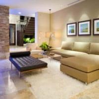 создаём дизайн гостиной