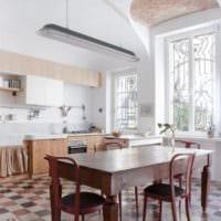 кухня столовая фото идеи дизайна