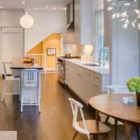 кухня столовая идеи дизайна