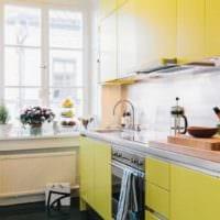 маленькая кухня 6 кв метров