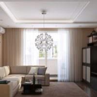 секрет дизайна маленького зала