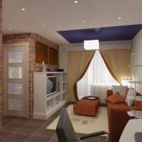 расширение пространства однокомнатной квартиры