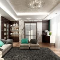 мебель в маленькой гостиной