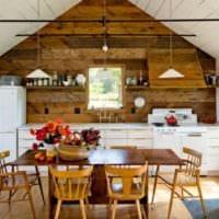 дачная кухня дизайн
