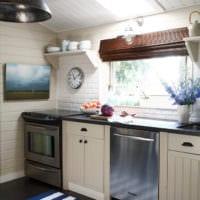 дачная кухня идеи интерьера