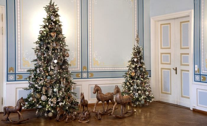 декор елки 2018
