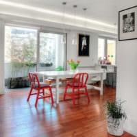 дизайн интерьера маленькой квартиры гостиная