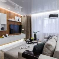 дизайн интерьера маленькой квартиры современные идеи