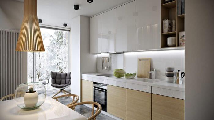 дизайн кухни 3 кв метра