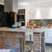 дизайн кухни на даче фото идеи