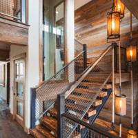 дизайн лестницы в доме фото дизайна