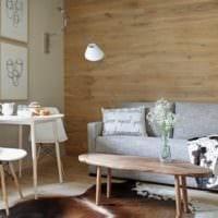 дизайн маленького зала гостиной