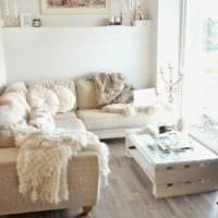 дизайн маленького зала гостиной идеи