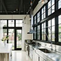 дизайн кухни студии фото идеи