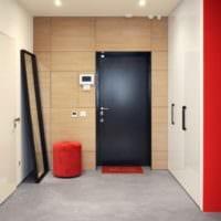 фото современного дизайна коридора