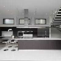 фото кухня венге