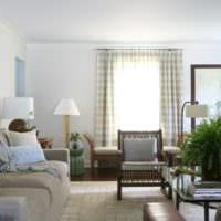 идеи дизайна маленького зала