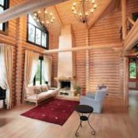 идея необычного дизайна квартиры в скандинавском стиле фото