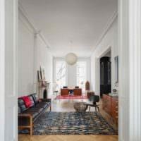 идея красивого декора комнаты в скандинавском стиле картинка