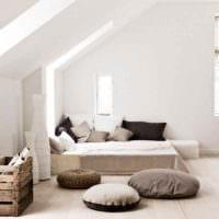 идея необычного стиля квартиры в скандинавском стиле фото
