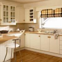 идея необычного декора кухни 11 кв.м картинка