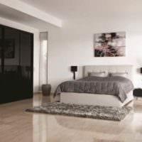 идея светлого дизайна комнаты в скандинавском стиле фото