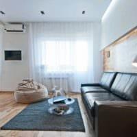 планировка и дизайн квартиры студии