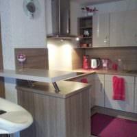 интерьер кухни 3 на 3 метра