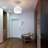 интерьер квартирного коридора