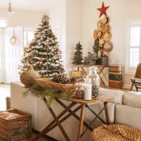 как украсить елку в 2018 году дома