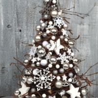 как украсить елку в 2018 году фото декор