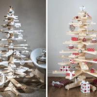 как украсить елку в 2018 году фото дизайн