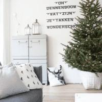 как украсить елку в 2018 году фото оформления