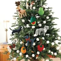 как украсить елку в 2018 году идеи декор