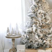 как украсить елку в 2018 году идеи дизайна