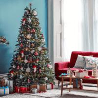 как украсить елку в 2018 году идеи интерьера