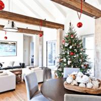 как украсить елку в 2018 году в доме