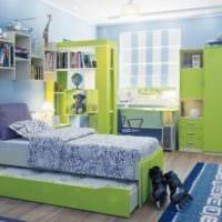 красивая мебель для комнаты подростка