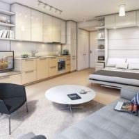 дизайн крошечной квартиры