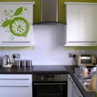 интерьер для дизайн кухни 5 квадратных метров
