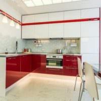 кухня 3 на 3 дизайн