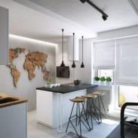 кухня 3 на 3 фото идеи
