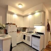 кухня 3 на 3 идеи фото