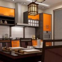 кухня 3 на 3 контраст